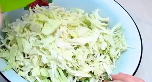 kapusta dlja salata iz zelenh pomidor
