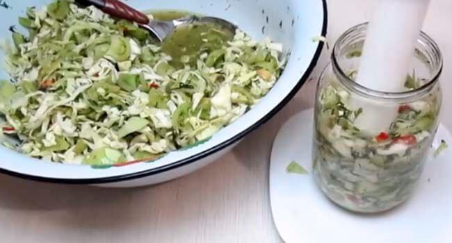 razlozhit salat