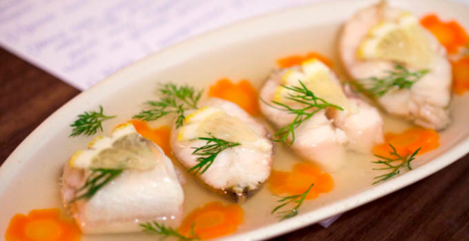 Сколько варить рыбу для заливного