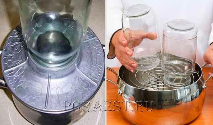sterilizacii-pustyh-banok-v-kastrjule-na-paru