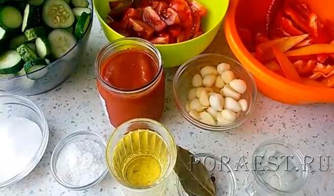 ingredienty-dlja-lecho-s-ogurcami
