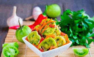 zakuska-iz-zeljonyh-pomidor