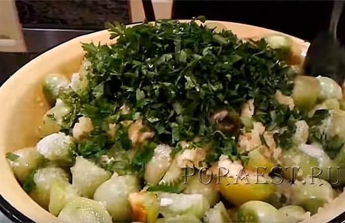 zeljonye-pomidory-s-zelenju-chesnokom