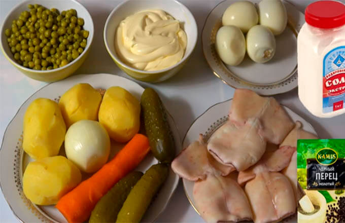 ingredienty-dlja-olive-s-kalmarami