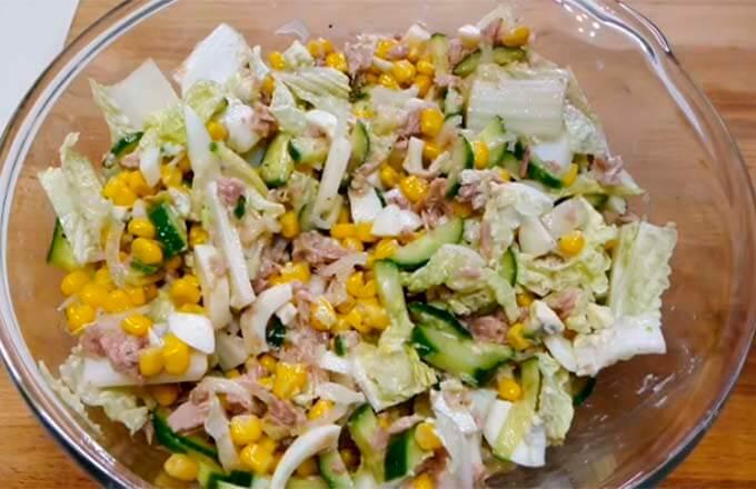 salat-s-tuncom-i-ovoshhami